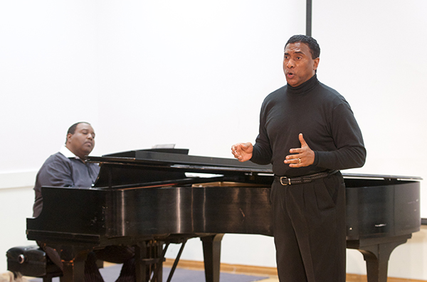 Michael Paul Smith Tribute to Paul Robeson