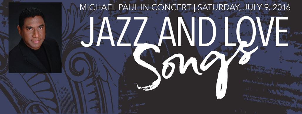 Michael Paul Jazz Love Songs